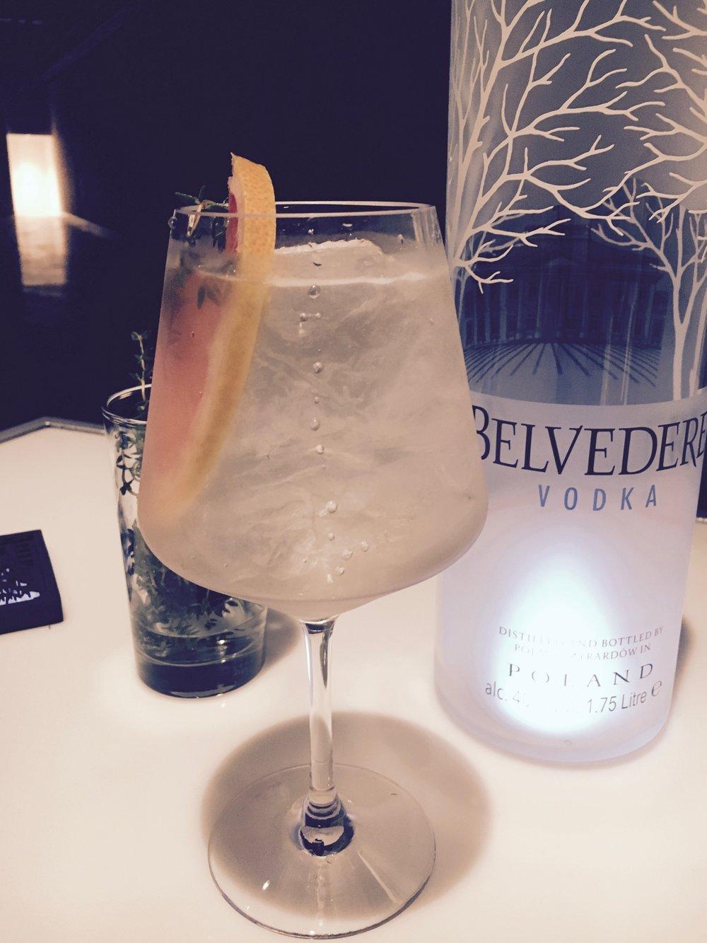 Drink Slingers Event Bartender Belvedere