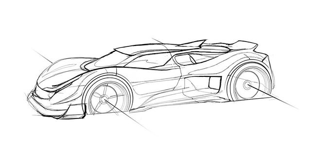 Quick sketch this time, some sort of mid engine concept.  #autodesk #sketchbookpro #wacom #art #artwork #drawing #sketch #design #cardrawing #carart #carsketch #cardesign #stanced #digitalart #asu #idsketching #carsofinstagram #cargram #drawtodrive #caroftheday #drawsomething #sketchbook #sketchoftheday #drawingoftheday