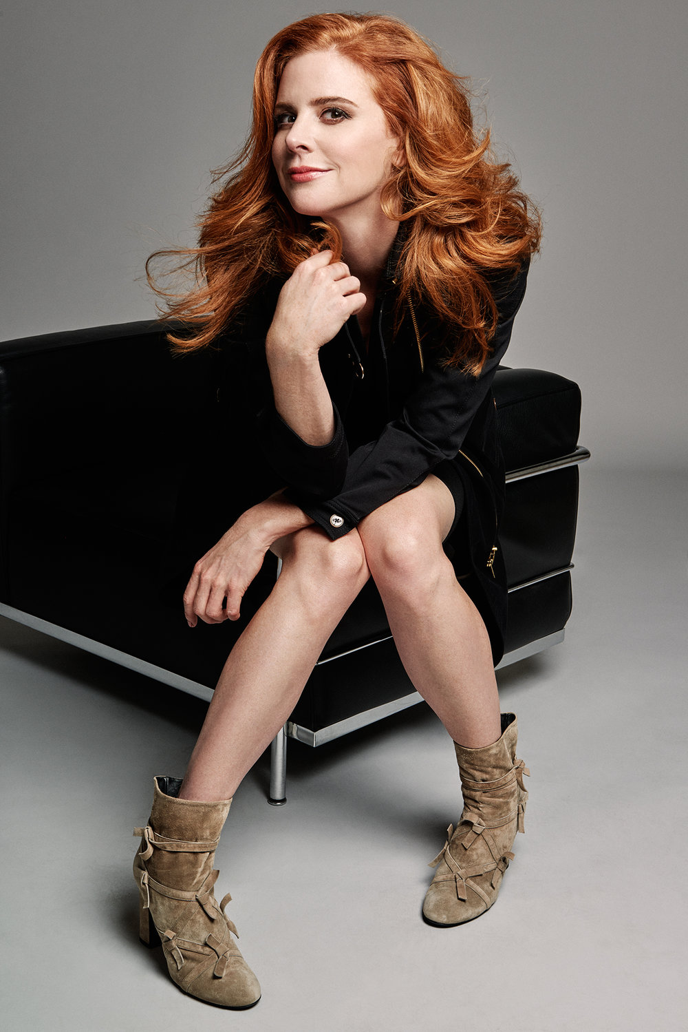 picture Sarah Rafferty