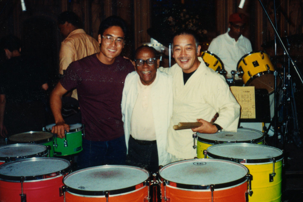 Late King of Cuban Latin Jazz Mario Bauza, 1990s