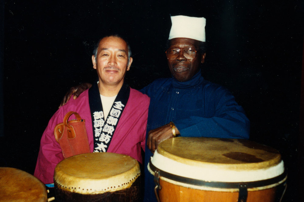 Babatunde Olatunji, 1990s