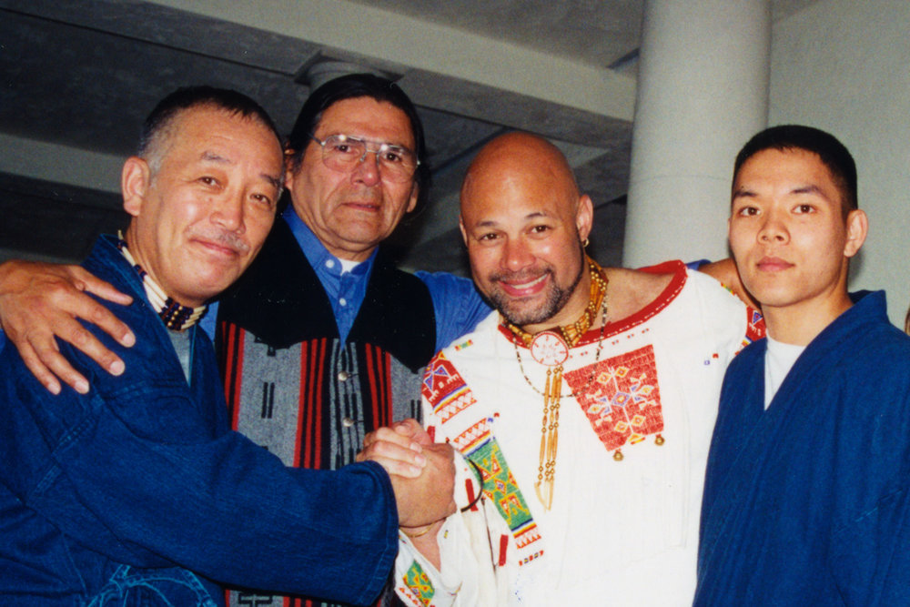 Late Dennis Banks, Narada Michael Walden, 1997