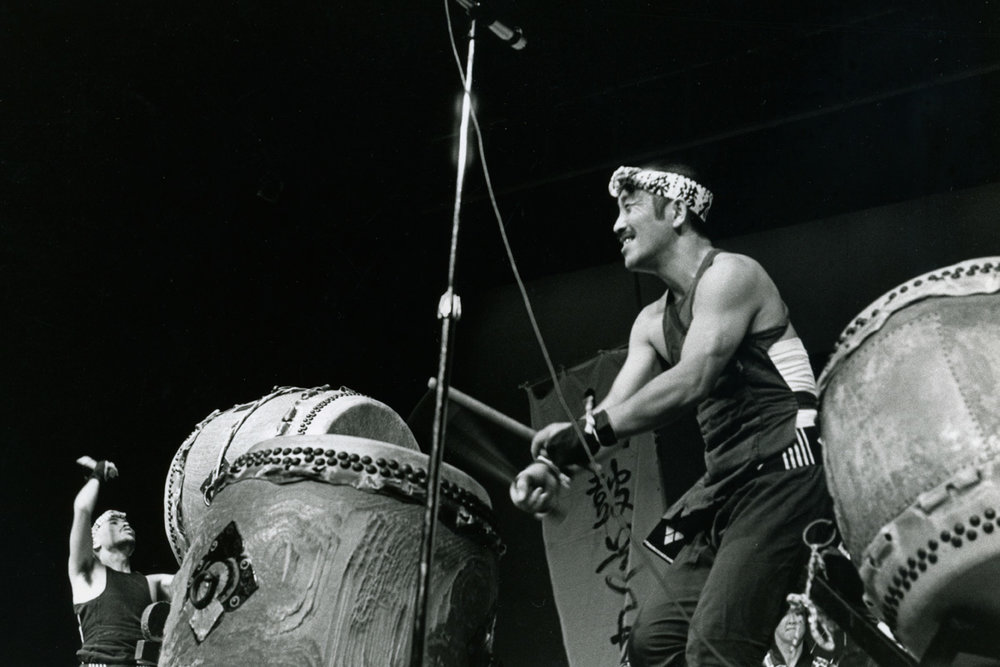 10th International Taiko Festival, 1978