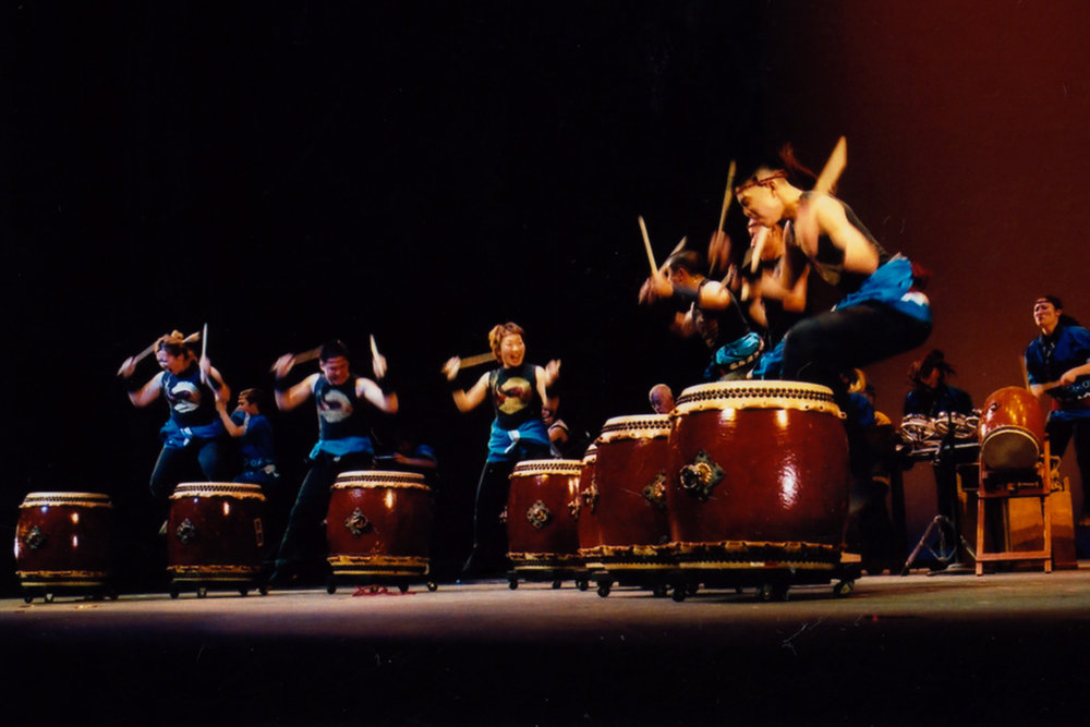 35th International Taiko Festival, 2003
