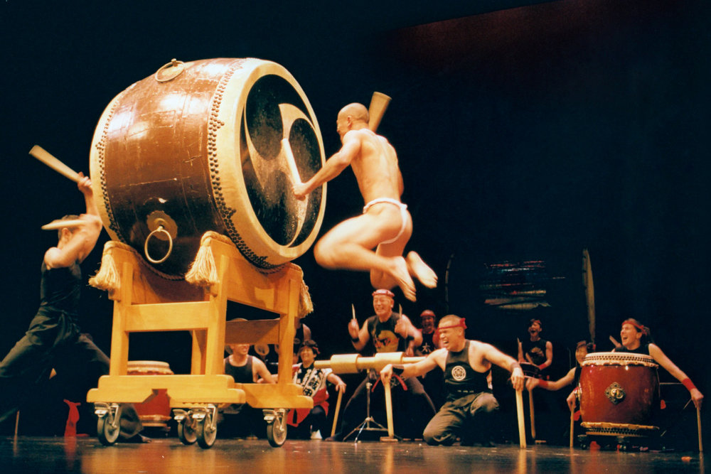 International Taiko Festival, 2007