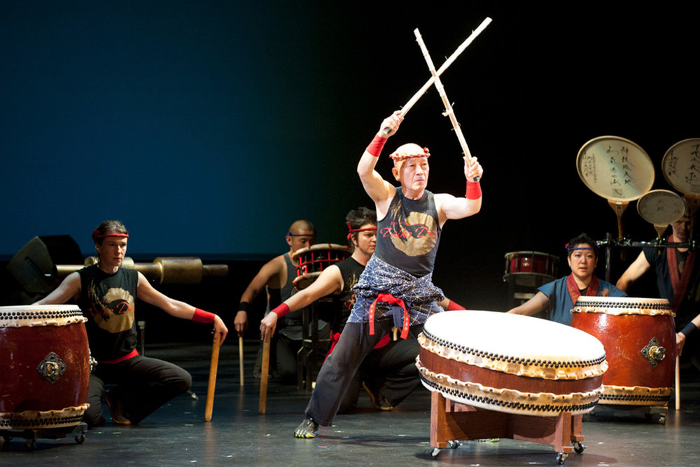 International Taiko Festival, 2012