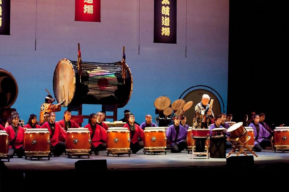 International Taiko Festival, 2013