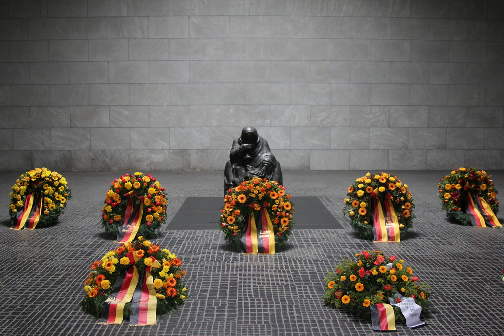 Tomb of the Unknown Soldier, Berlin