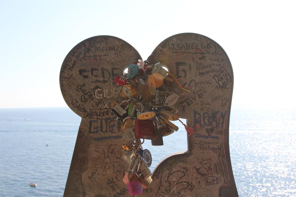 Love in Cinque Terre