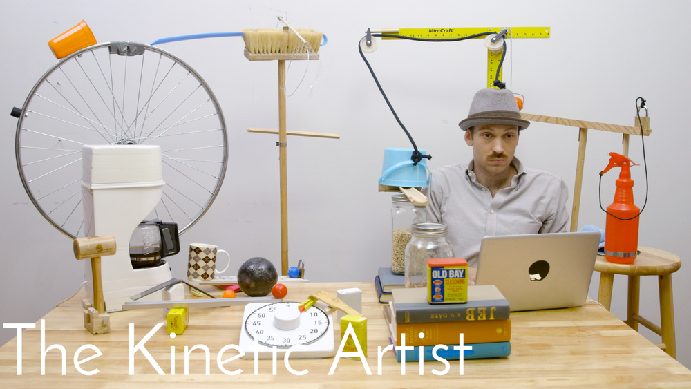 The Kinetic Artist