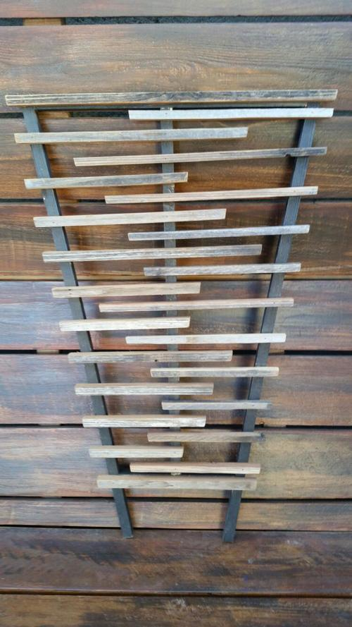 Wood trellis santa monica los angeles trellises for Reclaimed wood in los angeles