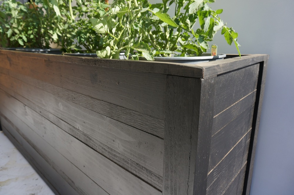 Planter Boxes Santa Monica Los Angeles Venice Beach