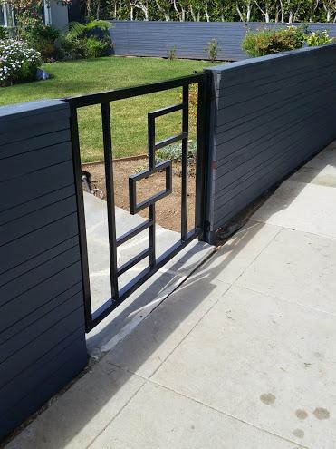 Front Gate Frame