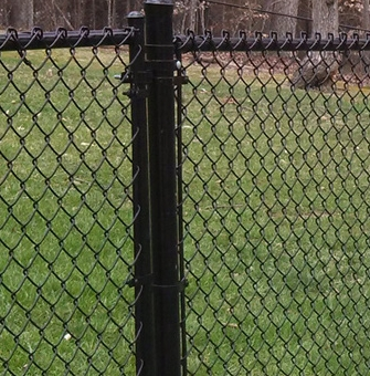 Chain Link Fence by Holman Fence