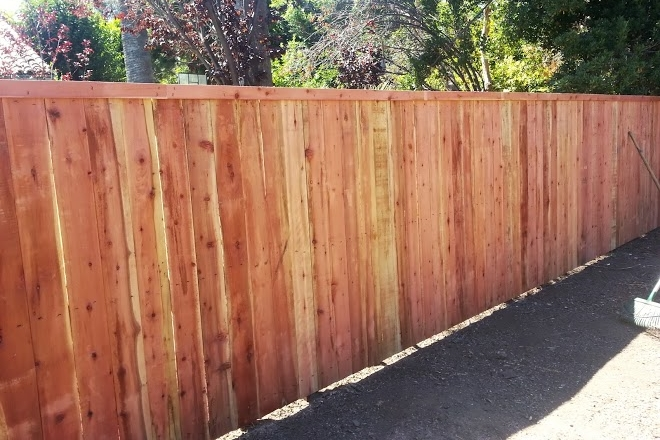 Basic Wood Fences