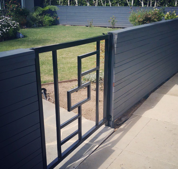 Steel Gate - Custom Welding Santa Monica.png