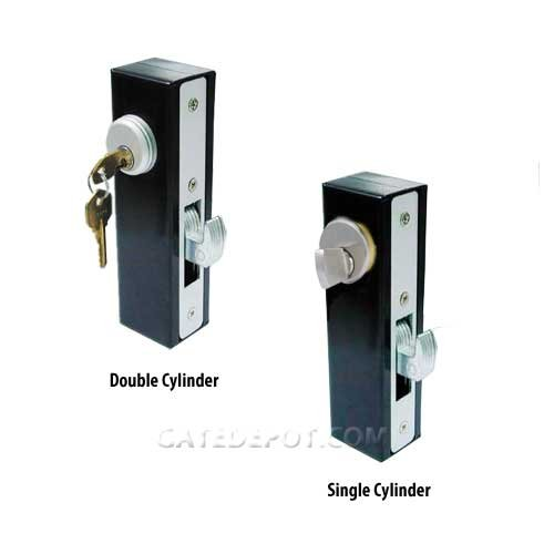 Hook lock installation