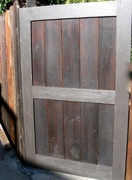 REDWOOD GATE - Reclaimed Wood - Venice, Ca 90292.jpg