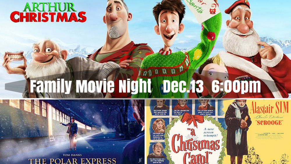 Family Movie Night — First Ave