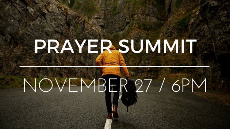 Prayer Summit — First Ave