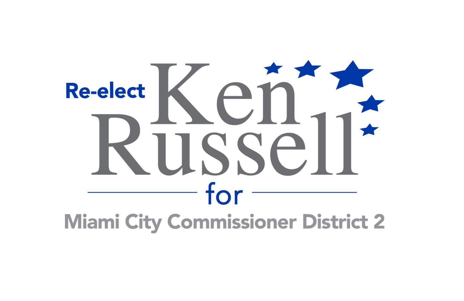 Ken Russell for City of Miami Commissioner