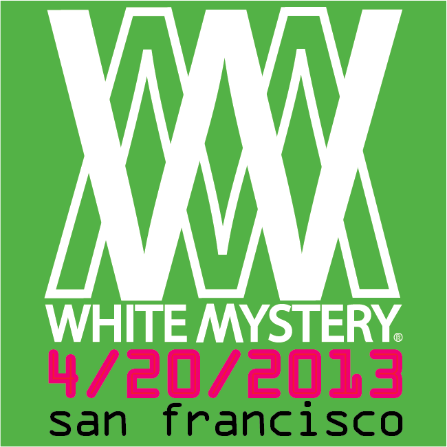 whitemysterysanfrancisco