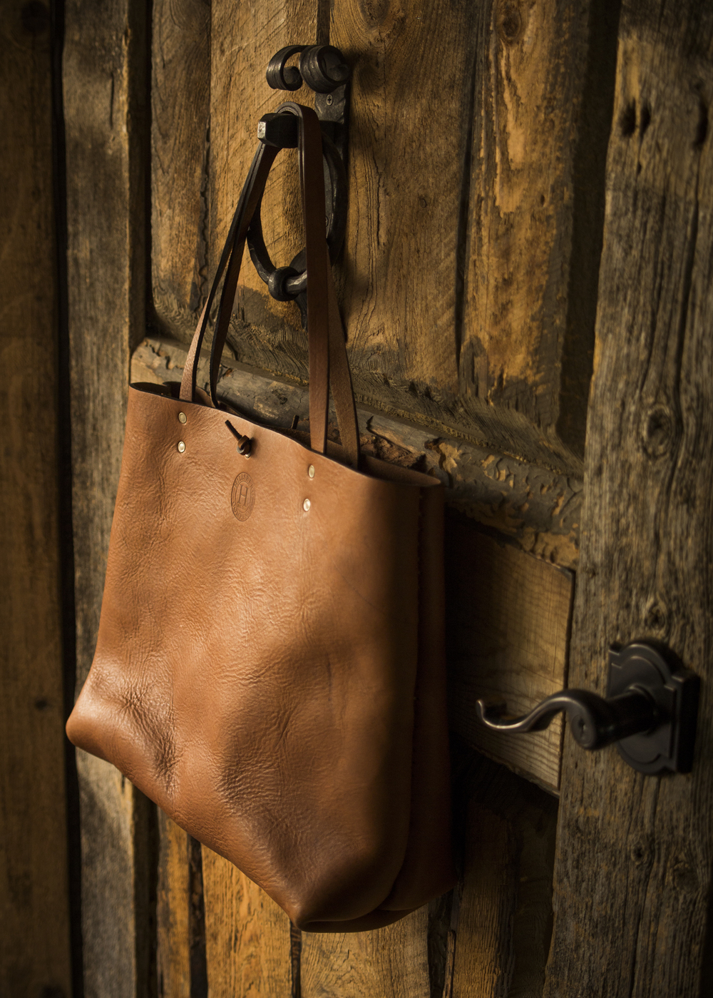Chic Leather Totes