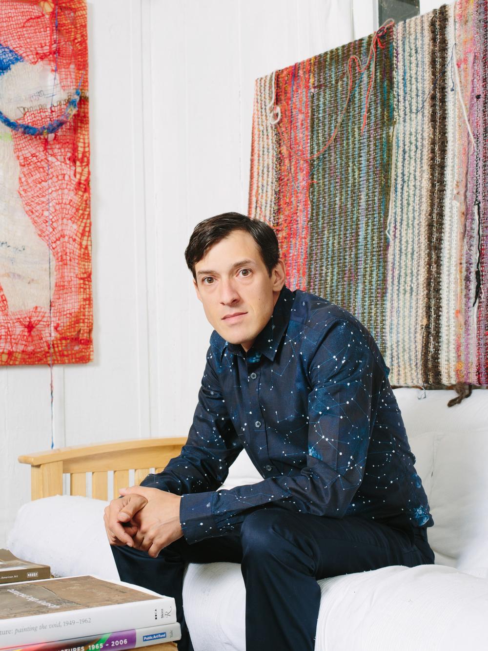 Channing Hansen, Fine Artist