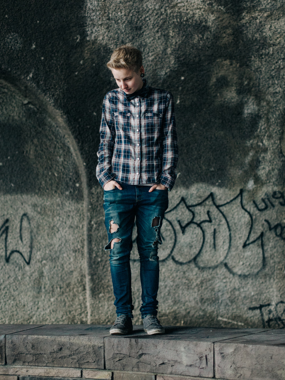 Finley, 18, Transgender male, Cologne, Germany