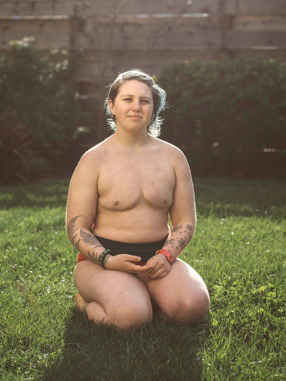 Davi,20, Gender Neutral, Oakland California