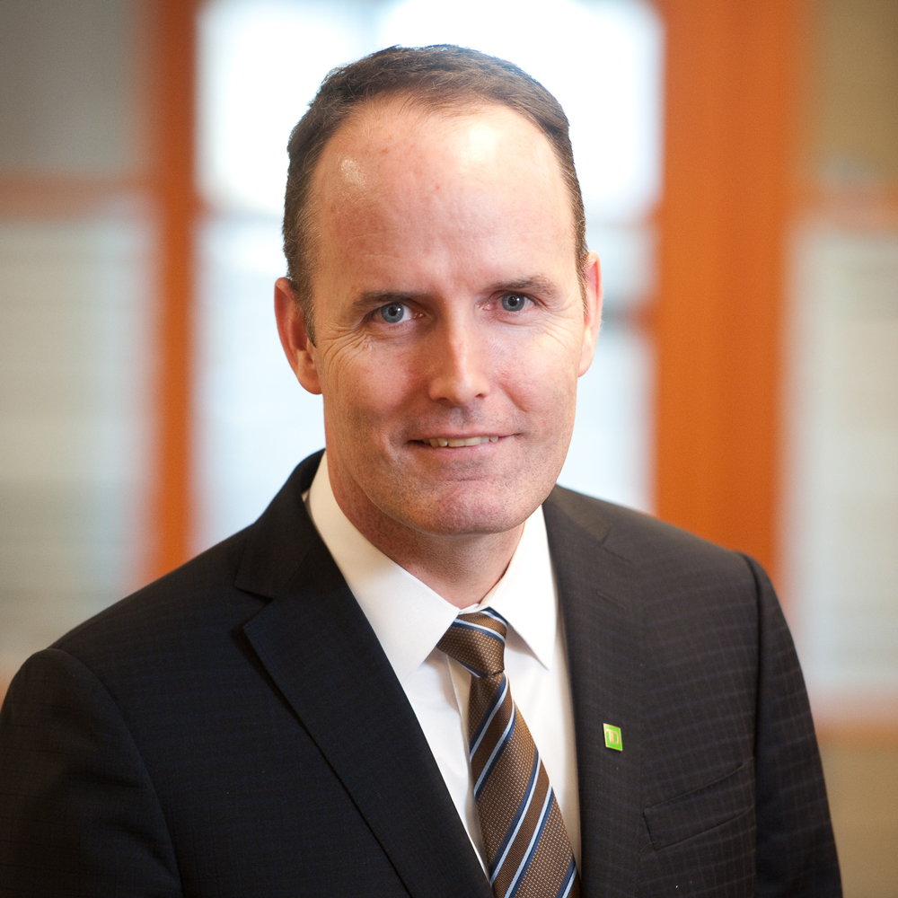 Peter Lunney Vice President TD Commercial Banking Click here for bio