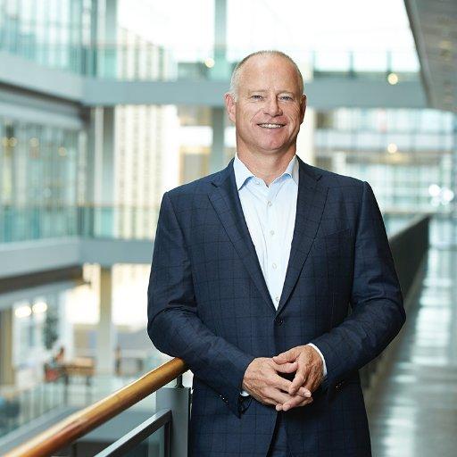 Ontario's chief health innovation strategist William Charnetski. Photo via Twitter.