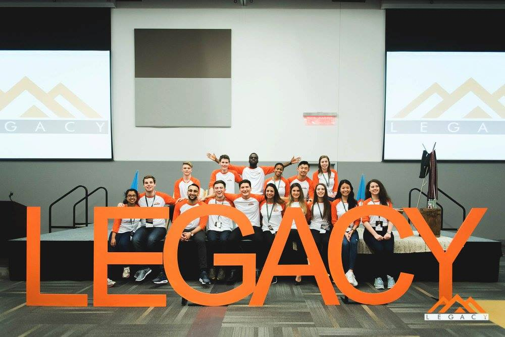 Legacy's 2016 organizers. Provided.
