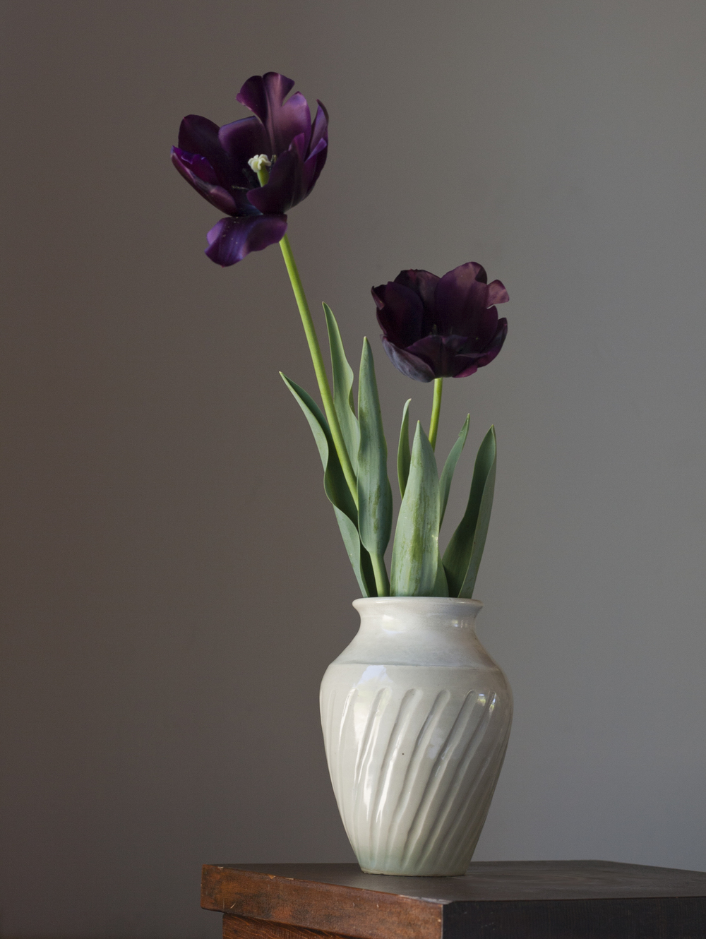 Classic vase by D Pottery