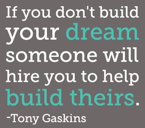 build dreams