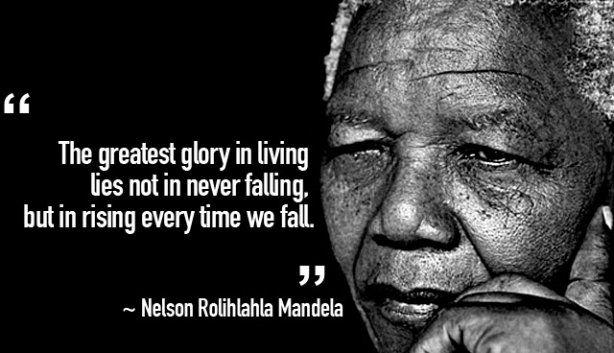 rising when we fall