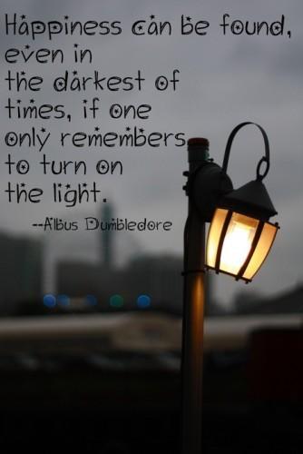 turnonthelight