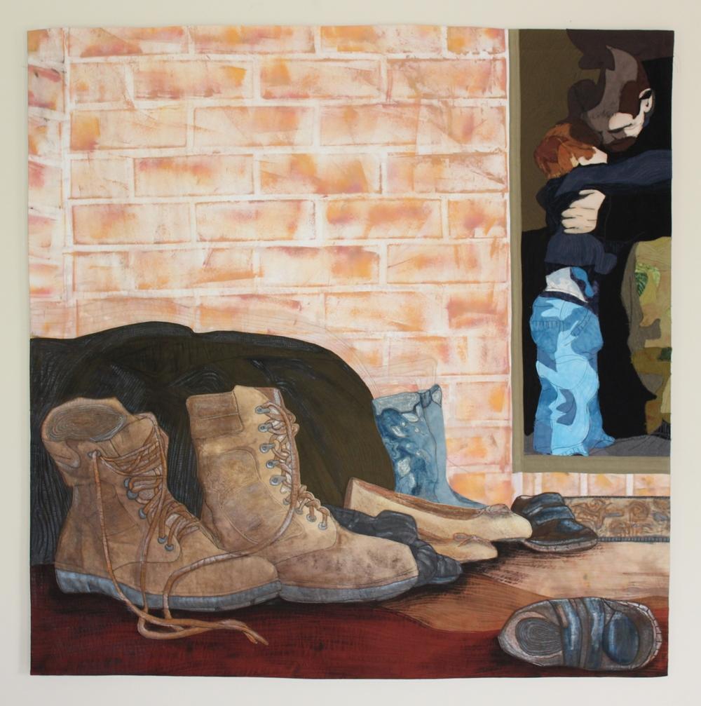 Ten Shoes for Ten Feet, 2013