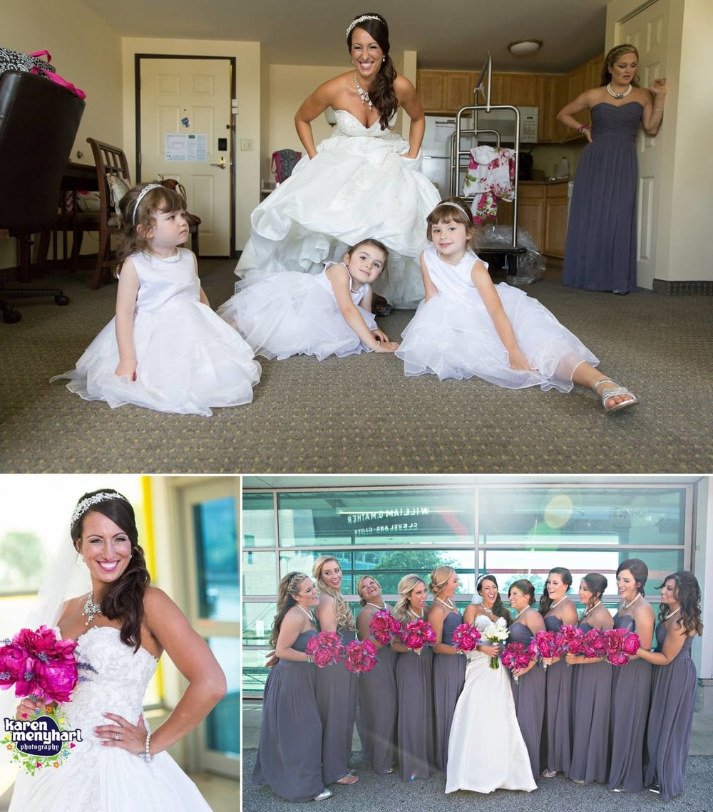 karen menyhart weddings