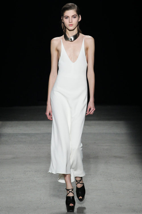 Narciso Rodriguez A/W 2015
