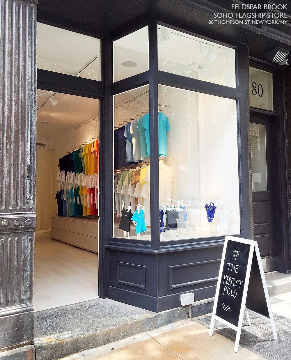 80 Thompson Street, NYC