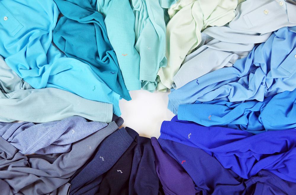 Feldspar Brook's Shades of Blue