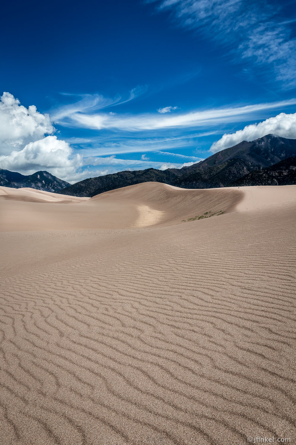 Great Sand Dunes NP, Colorado