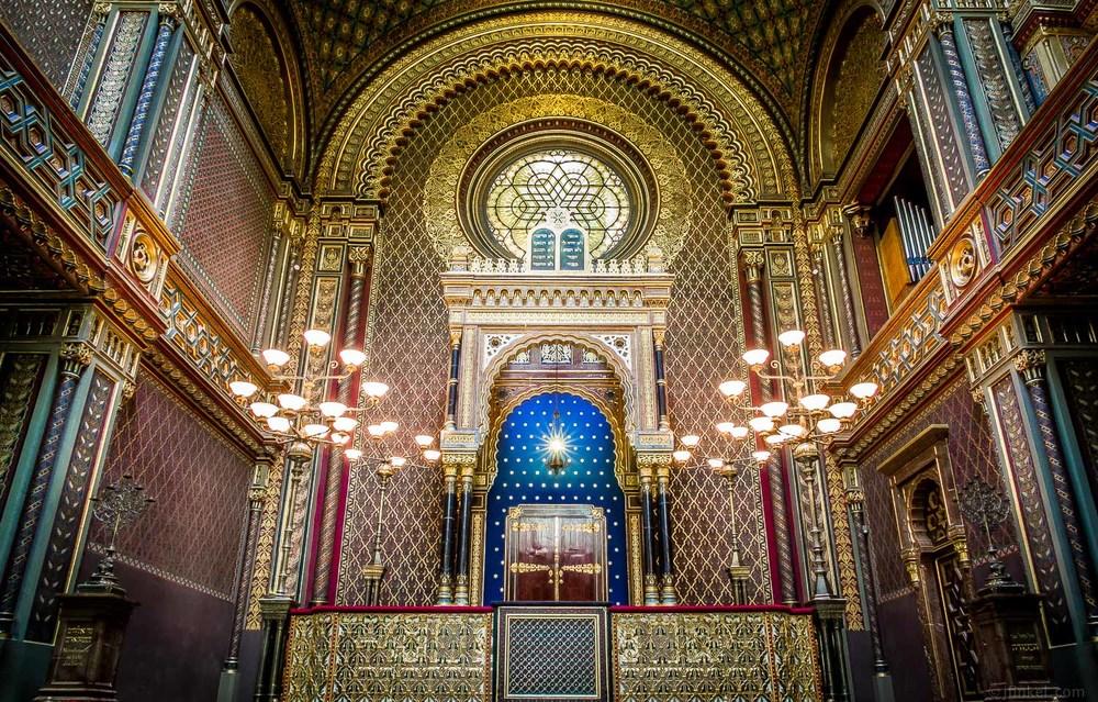 Synagogue, Prague