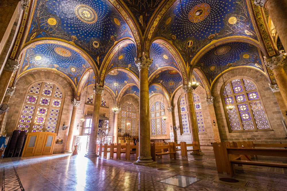 Church of Gethsemane, Jerusalem