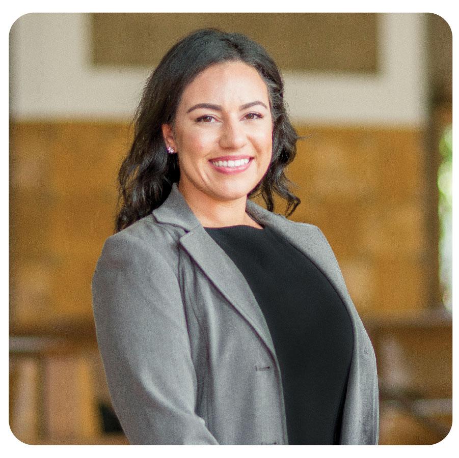 Jessica Mercado - Executive Administrator