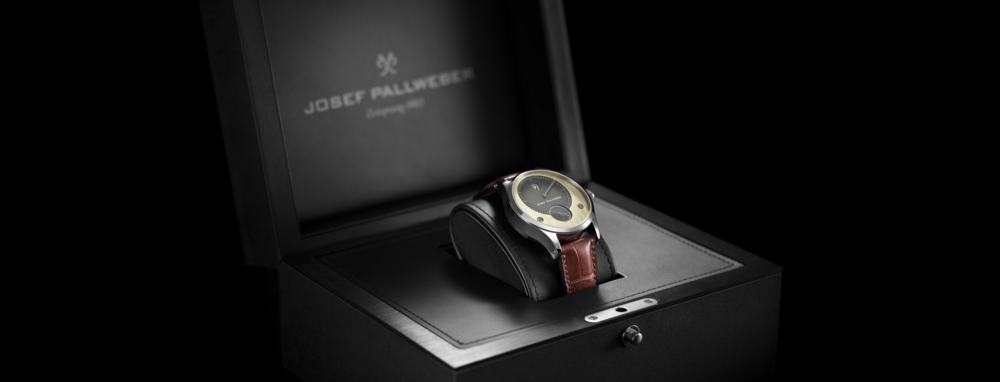 PALLWEBER JUMP HOUR, UNIQUE AND SPECIAL TIMEPIECE