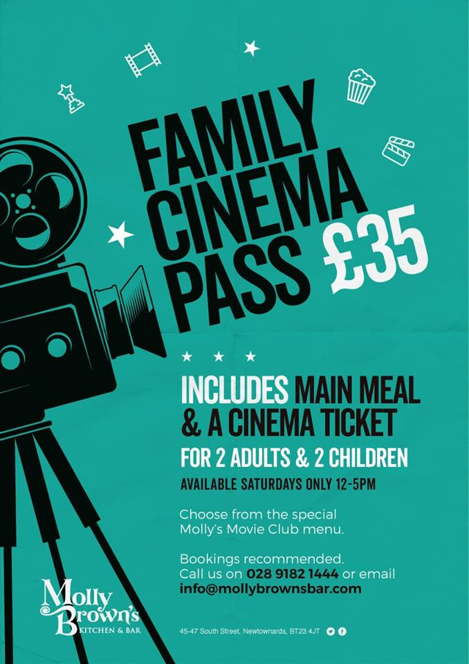 FAMILY CINEMA PASS