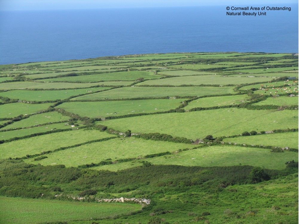 Cornwall Area Of Outstanding Natural Beauty Partnership