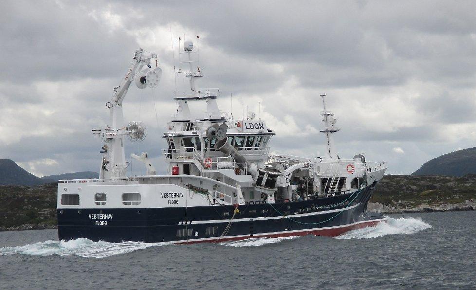 M/S Vesterhav